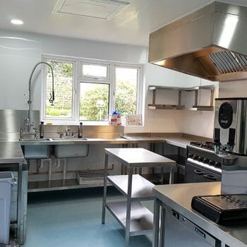 Andrew White Commercial Kitchen design - Abbeyfield