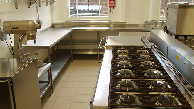 Andrew White Commercial Kitchens - Morshead Kitchen