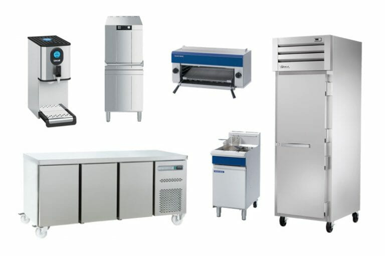 Andrew Whites Commercial Kitchen Services - Products and Supply