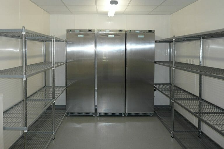 Andrew Whites Commercial Kitchen Services - Hygienic Walling, cladding and flooring
