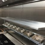Andrew White Commercial Kitchens Stainless Steel Fabrication
