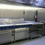 Andrew White Commercial Kitchen Installation Service