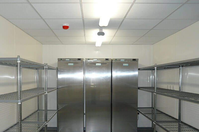 Commercial Kitchen Hygienic Walling, Flooring & Ceilings ...